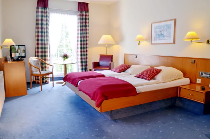 Zimmer - Waldhusen | Hotel Restaurant Apartments
